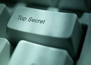 Top secret key