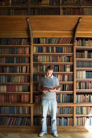 Estate library